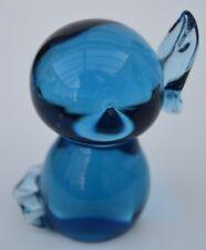 Vidrio azul estilo moderno Chick -! Perfecto Estado!