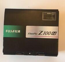 Fuji FinePix Z100fd Digital Camera (with box and accessories)