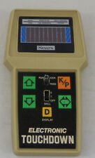 Electronic TOUCHDOWN Made in Hong Kong Sears Handheld Game