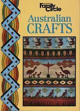 Family Circle - AUSTRALIAN CRAFTS - HC - LIKE NEW CONDITION