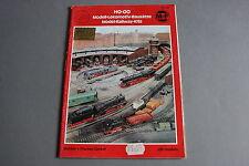 X488 MERKER + FISCHER Train catalogueHo OO 1983 44 p 29,7*21 cm Deutsch Katalog