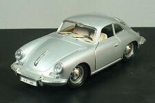 Porsche 356 greymetallic 1:24 Bburago