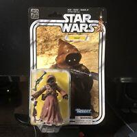 "Hasbro Star Wars | 40th Anniversary 6"" Black Series  - Jawa | New"