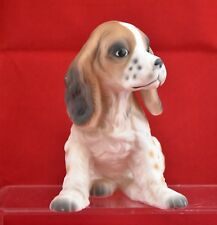 Adorable Cocker Spaniel Puppy Figurine Japan 5535