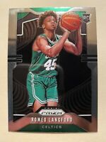 2019-20 Panini Prizm Romeo Langford Rookie Card #260 - MINT! WOW!! MUST SEE!!!