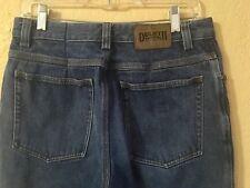Deluth Trading Company Men's Jeans Medium Wash Blue 32x34 EUC (D10)