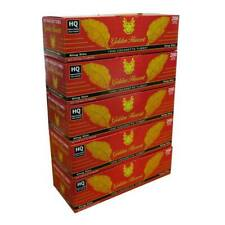 Golden Harvest Cigarette Filtered Tubes Red King Size KS - 5 Boxes (1000 Tubes)