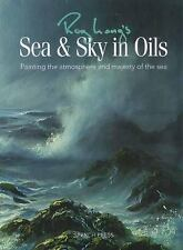 Roy Lang's Sea and Sky in Oils : Painting the Atmosphere and Majesty of the Sea