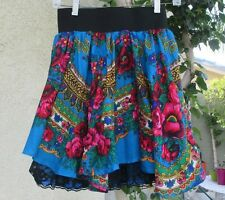 BEAUTIFULLY DESIGNED AND ADORABLE TEEN / ADULT SKIRT  - CUTE EXQUISITE COLORS!