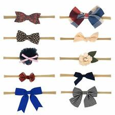 Baby Girl Headbands and Bows Best Hair Ties for Infants Toddler Hair Accessories