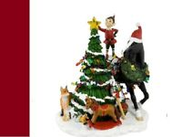 Trail of the Painted Ponies - Woodland Wonerland Centerpiece ~ 1E/