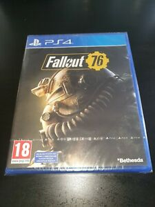 Fallout 76 PS4 Game, Brand New & Sealed, 1st Class Post