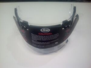 Arai pro shade system for SAi fitment arai helmets new (S2)