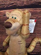 Disney Christopher Robin Movie Winnie The Pooh Tigger Plush Theme Parks NEW NWT