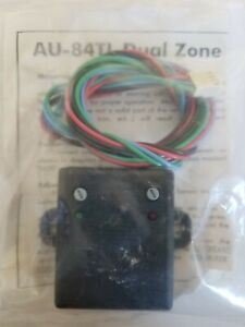 Omega AU-84TL Dual Zone LASER Shock Sensor, PnP most car alarms Made in USA NEW!