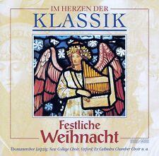 FESTLICHE WEIHNACHT - IM HERZEN DER KLASSIK / CD - TOP-ZUSTAND