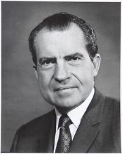 PHILIPPE HALSMAN-NY Photographer-Original LIM.ED Gelatin Silver- Richard Nixon