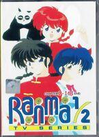 RANMA 1/2 - COMPLETE ANIME TV SERIES DVD BOX SET (1-161 EPIS)