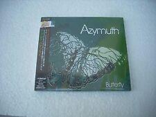 AZYMUTH - BUTTERFLY   JAPAN CD