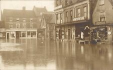 St Neots Flood. London Central Meat Co.