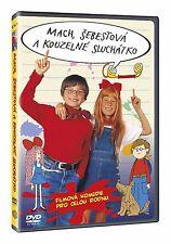 Mach, Sebestova a kouzelne sluchatko (Max, Sally and the Magic Phone) DVD 2001