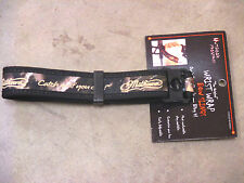 "MATHEWS Bow Wrist Sling NO CAM SOLO CAM Camo ""Mathews Catch us if you can !"""