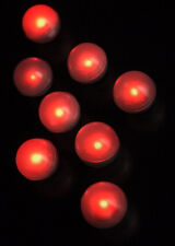 Fortune Products Fairy Berries Red LED Round Lights 10-Pack Party Home Decor
