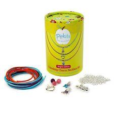 Pipkits Friendship Charm Beads Necklace Kit - (Brights) (E67)