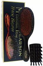 Mason Pearson Handy Bristle & Nylon Brush BN3 Dark Ruby NIB MSRP $175