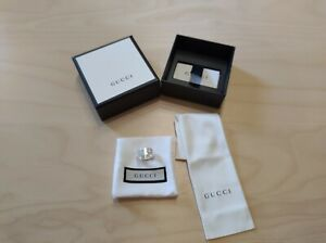 Gucci Unisex Ring Size 6