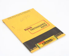 KODAK MEDALIST G-2, 5X7 PACKAGE OF 25, OPEN (SOLD FOR DISPLAY)/200652