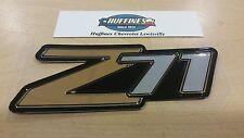 "New O.E.M ""Z71"" Emblem--  2000 Chevrolet Tahoe (Carryover Body Style) (15051184)"