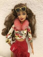 Brunette Beauty!! OOAK Barbie Doll Hybrid Articulated Made to Move