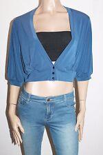UCW Brand Women's Blue Short Sleeve Janette Cardigan Size 20 BNWT #SL07