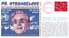 COVERSCAPE computer designed 50th anniversary of Dr. Strangelove premiere cover