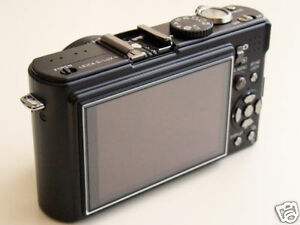 """ACMAXX 3.0"""" Wide HARD LCD SCREEN ARMOR PROTECTOR for Leica D-LUX 5 Dlux5 D-lux5"""