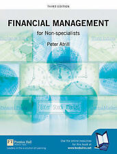 Financial Management for Non-specialists by Peter Atrill (Paperback, 2002)