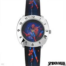 SPIDERMAN Brand New Gentlemens Watch in multicolor Leather