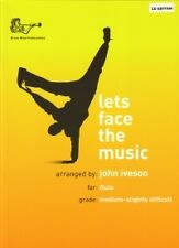 LETS FACE THE MUSIC Iveson Flute + CD
