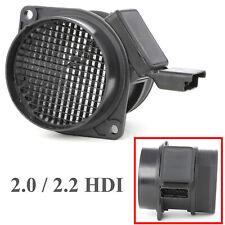 Debimetre d'air pour Citroen C5 C8 Lancia Phedra Fiat Ulysse 2,0l 2,2l Hdi JTD