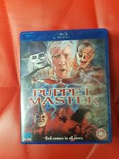 Puppet Master - 88 Films - Blu-Ray  - Genuine - UK Release
