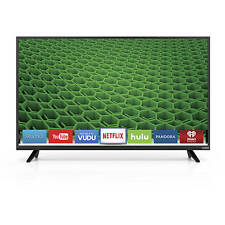 VIZIO D48-D0 48-Inch Full 1080p HD 120Hz Smart LED HDTV w/ built-in Wi-Fi & USB