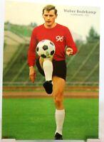 Walter Rodekamp + Fußball Nationalspieler DFB + Fan Big Card Edition B173 +