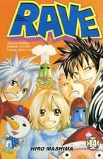 manga STAR COMICS RAVE  numero 14