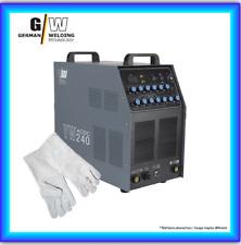 Vector Vw240 Schweißgerät Ac/dc Wig Puls Inverter Alu TIG Arc MMA Stick Elektrod