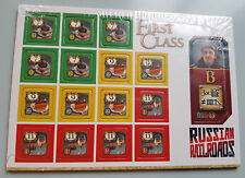Russian Railroads & First Class Mini Expansions - Juri Dreigleisky & Teatime