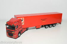 LION CAR BASED DAF 95XF 95 XF SA-TRANS TRUCK WITH TIP TRAILER RARE
