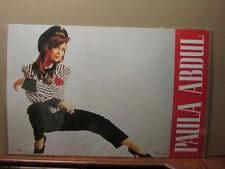 Paula Abdul Poster 1990 Vintage Licensed Winterland