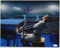 Taron Egerton Rocketman Elton John Autograph JSA 11 x 14 Signed Photo