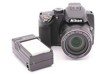 Nikon Coolpix P500 12.1 Mp fotocamera digitale - Nero